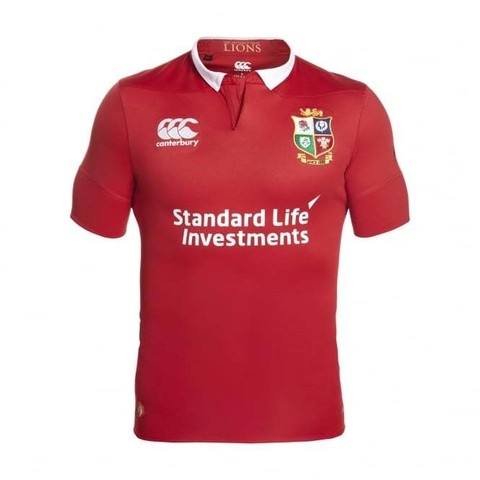 Camiseta Canterbury Day Jersey British Lions