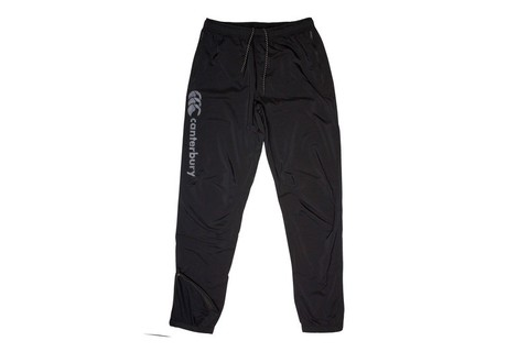 Jogging Canterbury Tapered Cuff Stretch Woven Jet Black