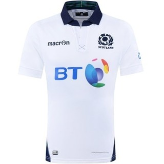 Camiseta Rugby Macron Scotland Alternativa