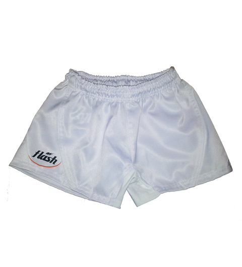 SHORT DE RUGBY FLASH IRB BLANCO (SFIB)