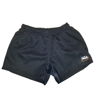 SHORT DE RUGBY FLASH IRB NEGRO (SFIN)
