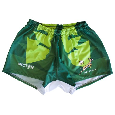 Short Rugby Picton Hulk South Africa Rugby Niño