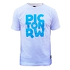 REMERA PICTON BIG TEE BLANCA (RPBTB)