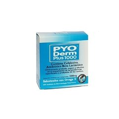 Pyo Derm Plus 1000 mg