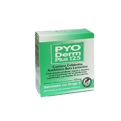 Pyo Derm Plus 125 mg