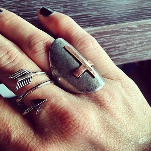 Anillo Arrow - buy online
