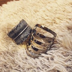 Anillo Feather en internet