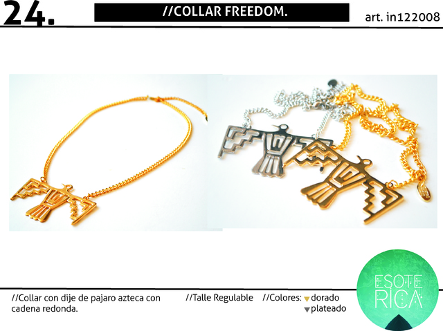 Collar Freedom SALE!