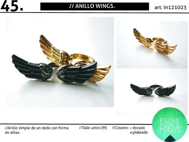 Anillo Wings