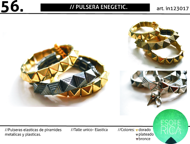Pulsera Energetic SALE!
