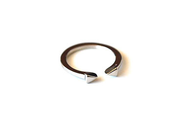 Anillo Flechita - Media Falange - comprar online