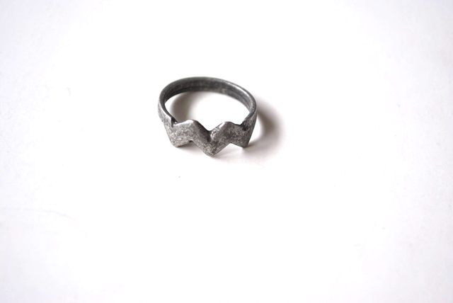 Anillo Zig Zag media falange - buy online