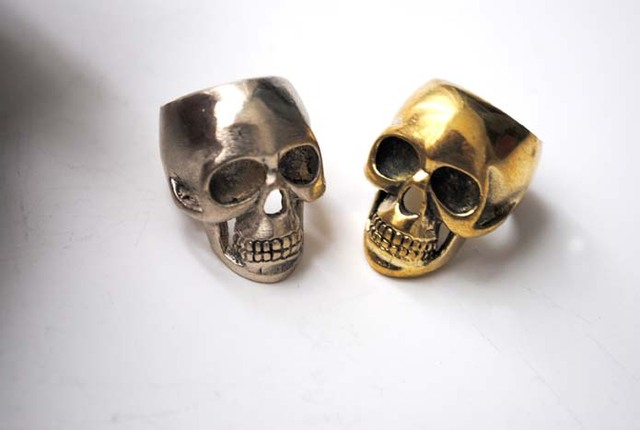 Anillo Rock not Dead - SALE!!