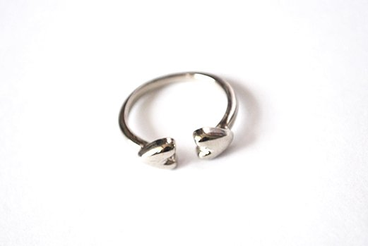 Anillo The Lovers en internet