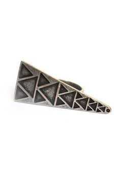 Anillo Triangle - SALE!!