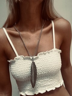 Collar Feather New - comprar online