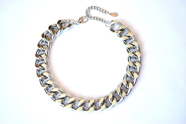 Collar Lime Chain - comprar online