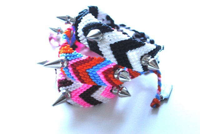 Pulseras Macrame Rocker SALE! on internet