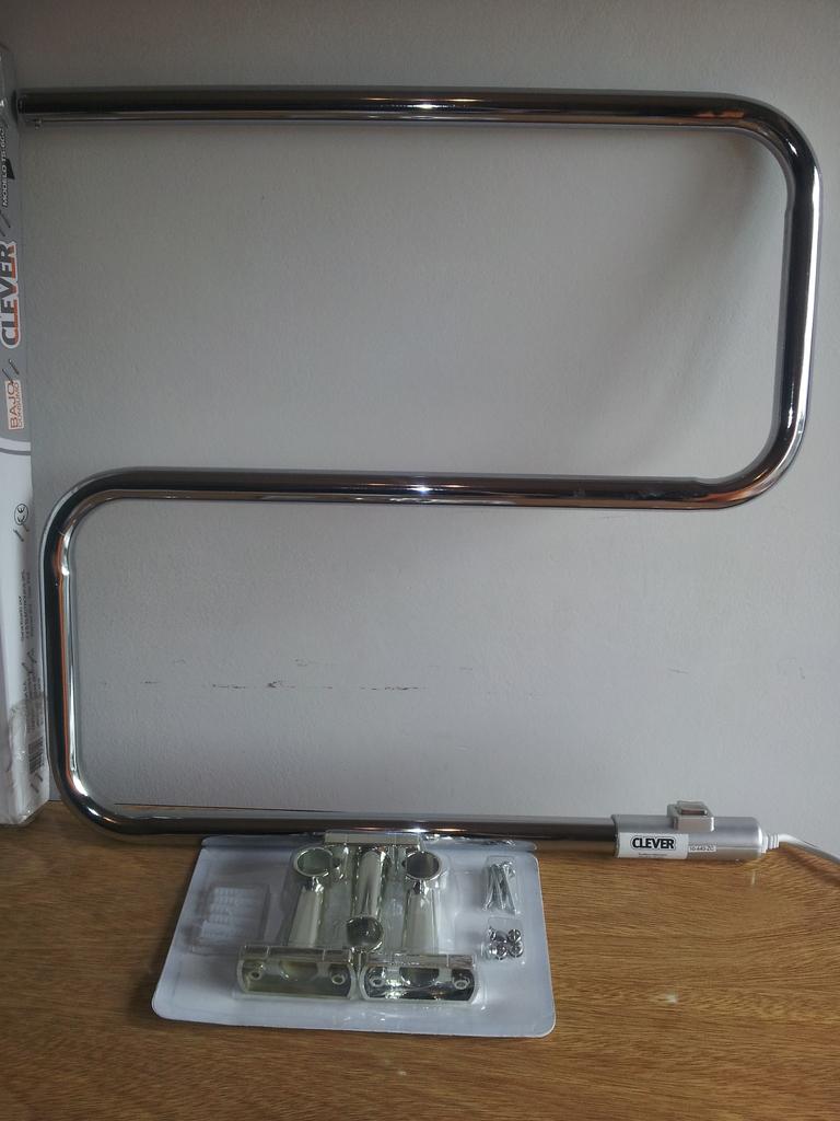 Toallero secador calentador ropa y toallas electrico - Secador ropa electrico ...