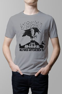 HITCHCOCK'S THE BIRDS - BSIDE TEES | Esas Otras Remeras