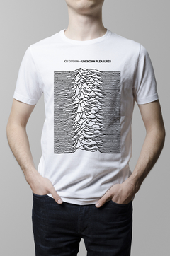 "JOY DIVISION ""UNKNOWN PLEASURES"" - comprar online"