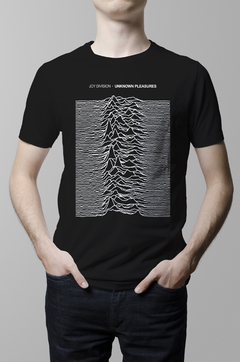 "JOY DIVISION ""UNKNOWN PLEASURES"""