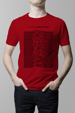 "JOY DIVISION ""UNKNOWN PLEASURES"" en internet"