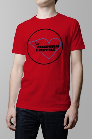 Remera Modern Lovers hombre