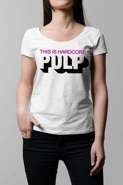 "PULP ""THIS IS HARDCORE"" en internet"