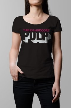 "PULP ""THIS IS HARDCORE"" - comprar online"