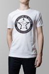 Remera blanca Sisters of Mercy hombre