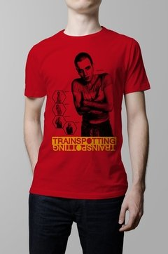 Remera Trainspotting hombre