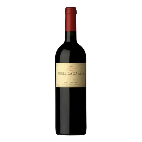 Angelica Zapata Merlot x750 ml