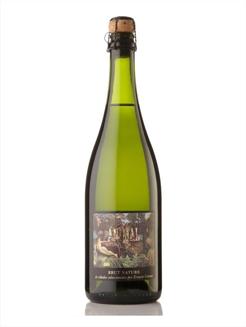 Ánimal Brut Nature Chardonnay x750ml