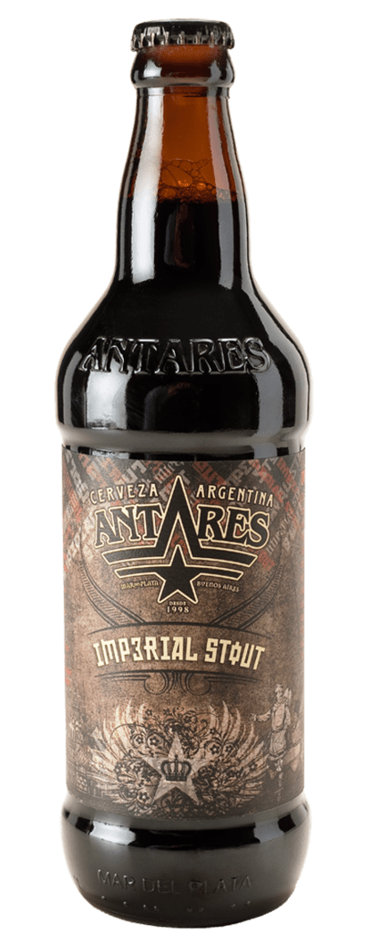 Antares Imperial Stout x500 ml