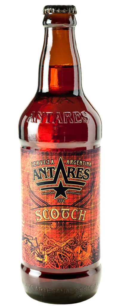 Antares Scotch x500 ml
