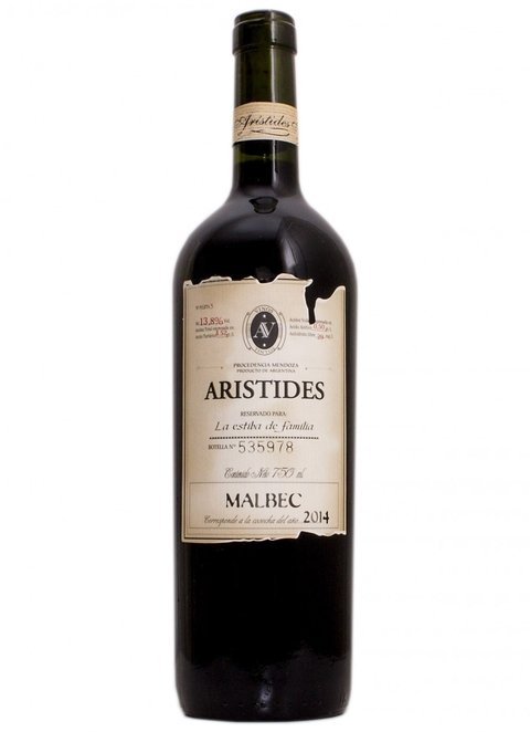 Aristides Malbec x750 ml