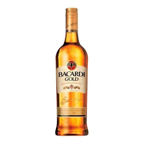 Bacardi Gold x980 ml