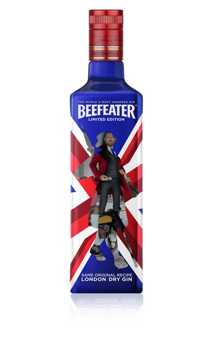 Beefeater Limited Edition x700 ml