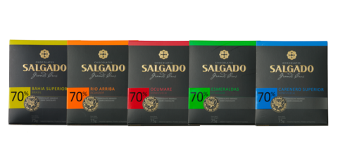 Chocolates Salgado x 75gr