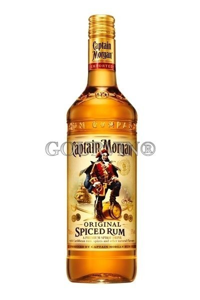Captain Morgan x750ml