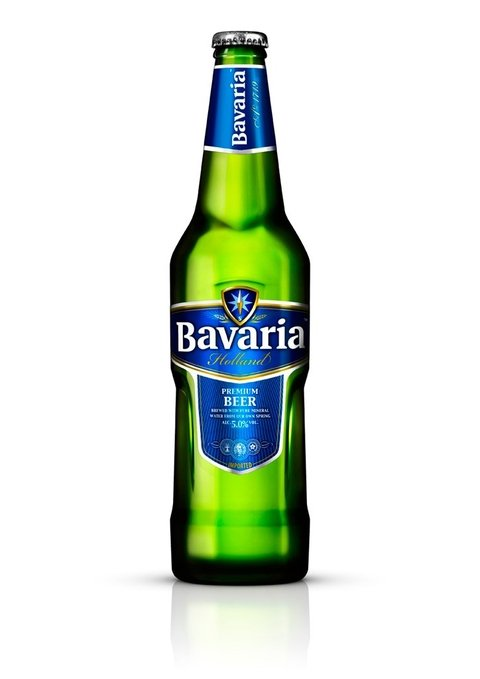 Bavaria Premium Botella x650 ml