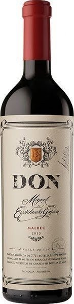 E.G. DON Malbec x750 ml