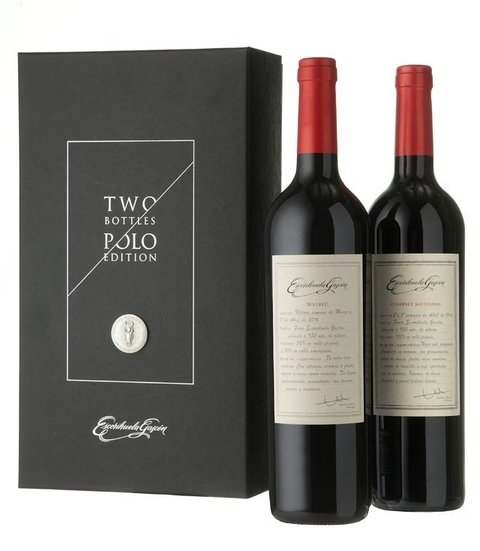 Escorihuela Gascon Polo Edition Twin Pack 2x750 ml