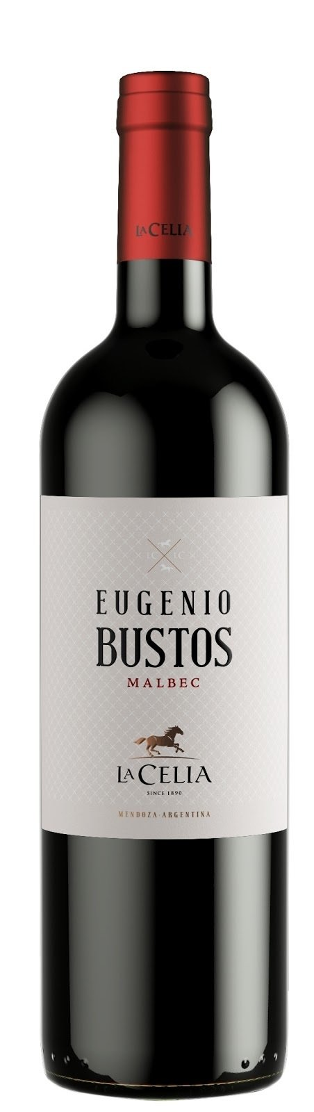 Eugenio Bustos Malbec x750 ml