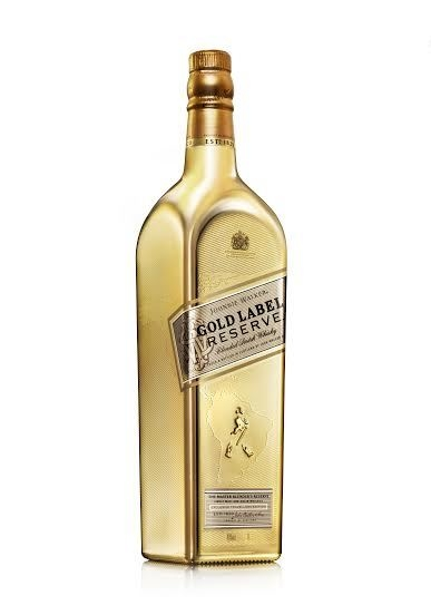 Johnnie Walker Gold Label Reserve Bullion Edition x 750ml
