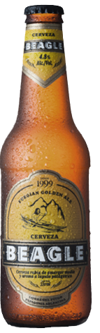 Beagle Golden Ale x 1 lt