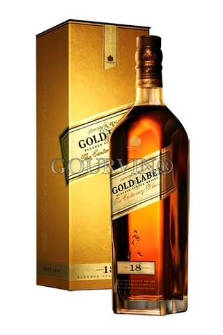 Johnnie Walker Gold Label x750ml