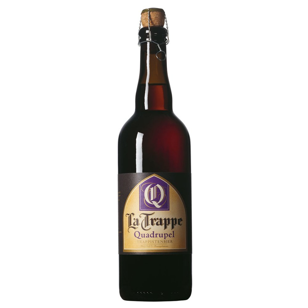 La Trappe Quadrupel x750 ml