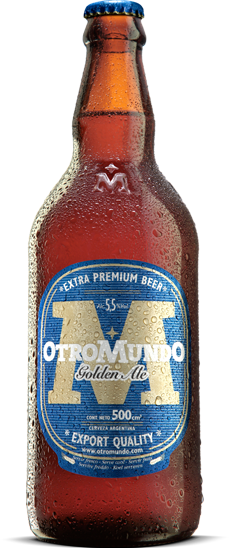 Otro Mundo Golden Ale x500 ml